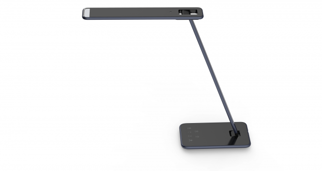 The smart and high-grade LED desk lamp