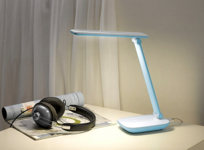 Compact LED Desk Lamp Rechargeable