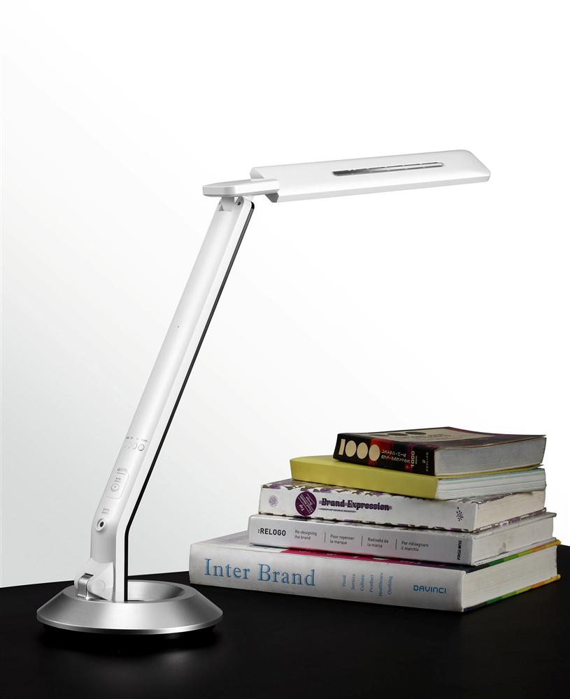 Dimmable led table lamp factory led reading lamp companyled desk led desk lamps reading lampsdigital clockstouch sensitive dimmable table lamp aloadofball Images