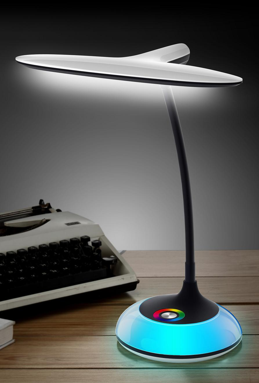 Desk Lamp With Dimmer : Modern led desk lamp fashion table dimmable touch