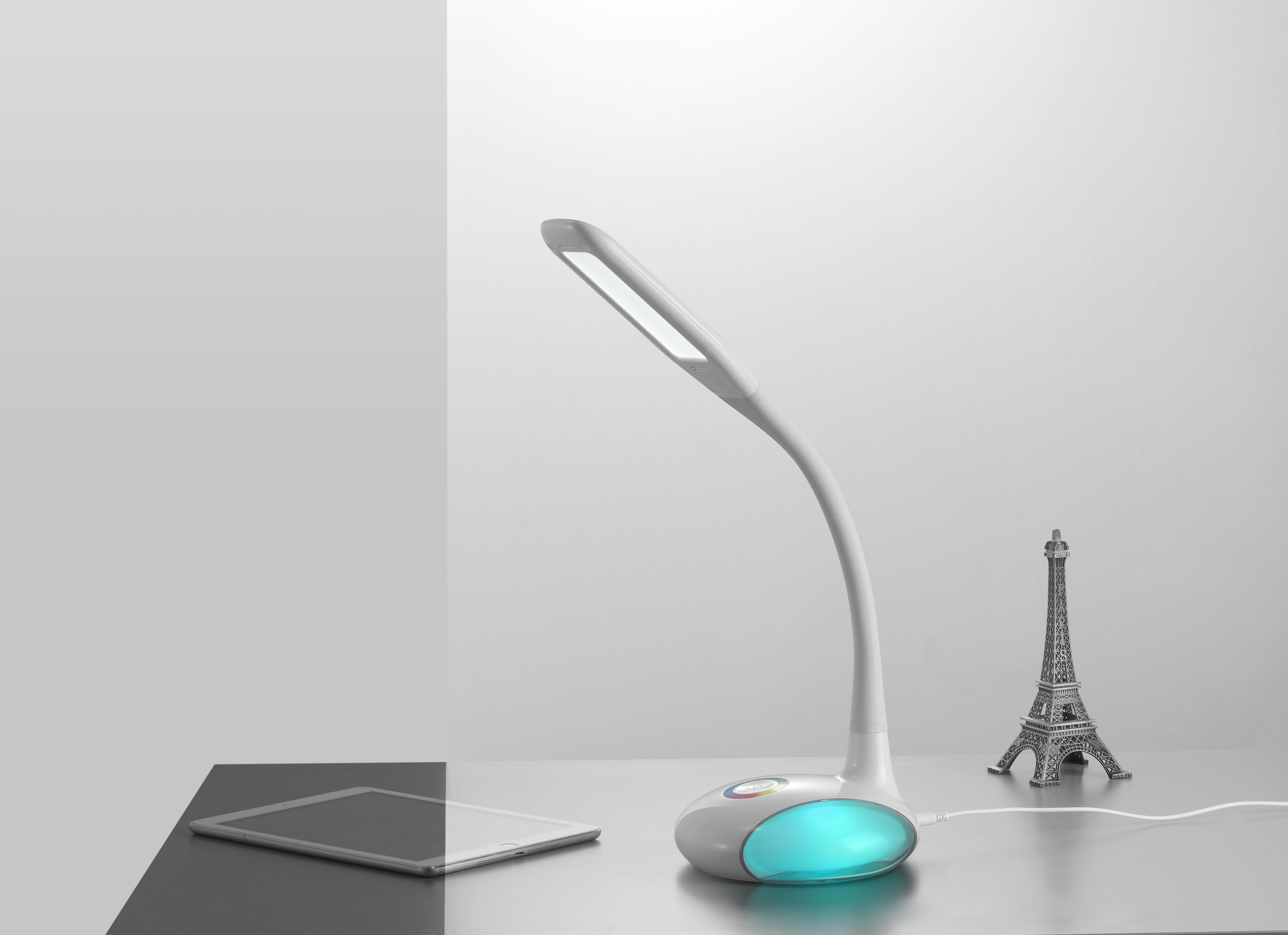 home led table lamps lamp ideas depot best touch inspirational unique of sensor the desk globe