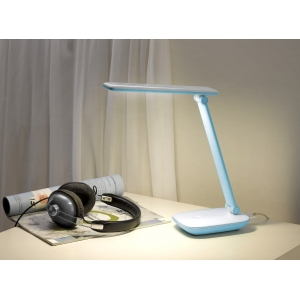 LED studying table lamp, LED desk lamp for work and reading, dimmable LED table lamp