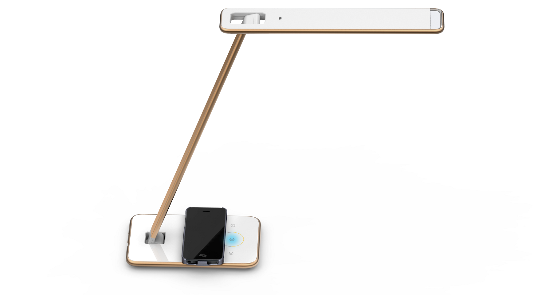 Wireless Charging Led Table Lamp