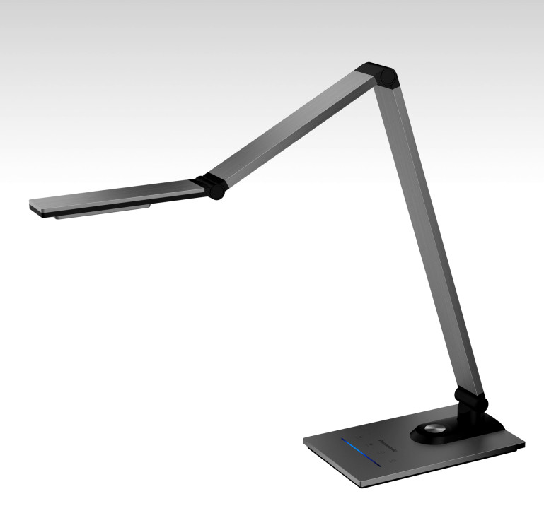 New Aluminum Led Desk Lamp Metal Ultrathin Alloy