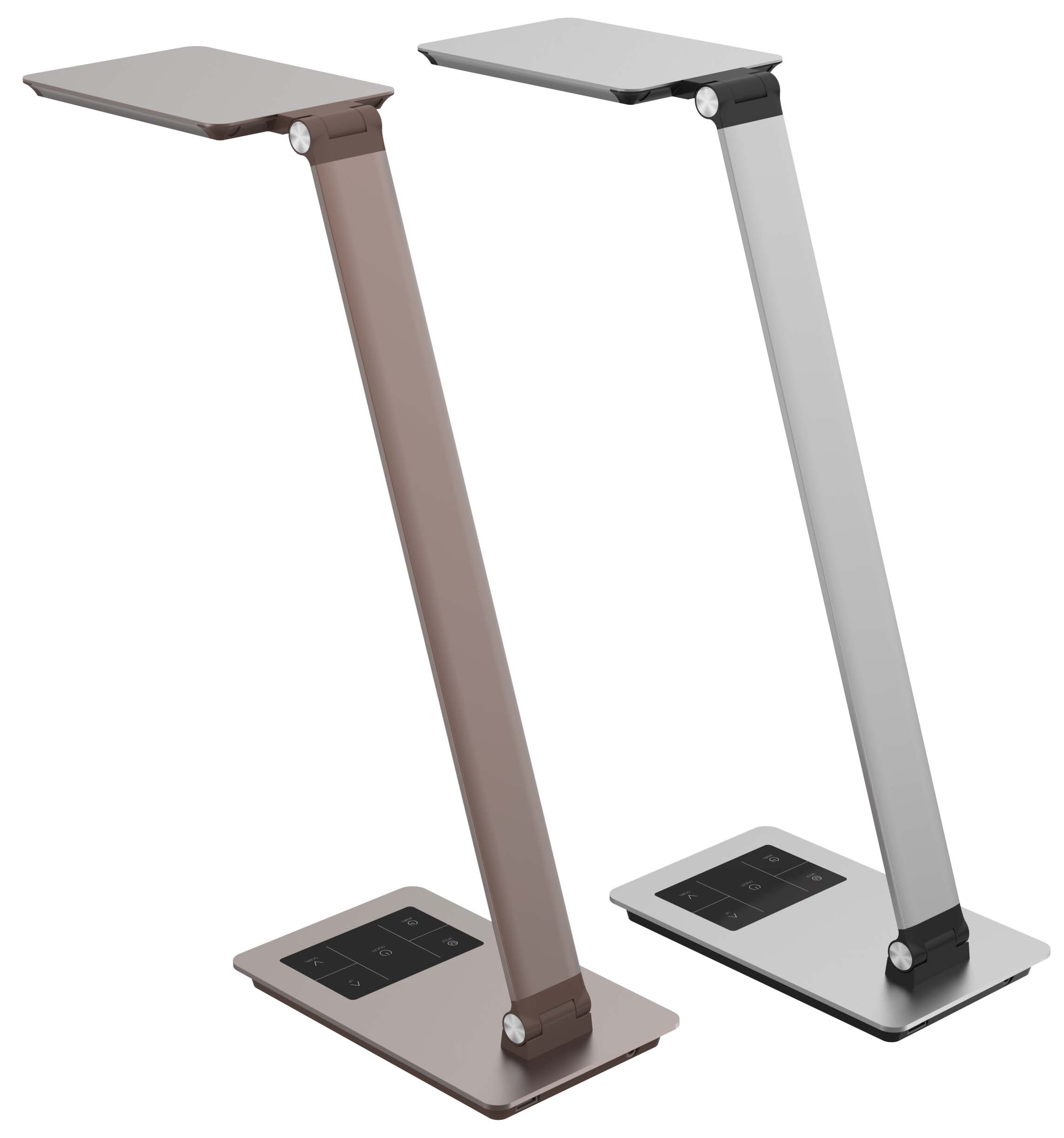 New 12w Aluminum Led Desk Lamp Engery Efficient Ultra Slim
