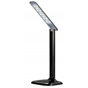 Foldable LED Table Lamp, LED Reading Lamp, LED Desk Light Dimmable, Rechargeable LED Table Light