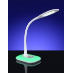 Touch LED Reading Lamp, LED table lamp with RGB light, LED reading light with magic night light