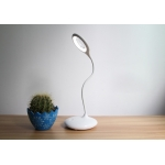 Rechargeable mini LED desk lamp