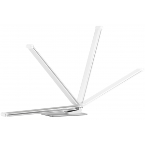 Ultra Thin Aluminum LED Table Lamp, 9W New Aluminum Desk Lamp, Foldable LED Table Lamp Aluminum