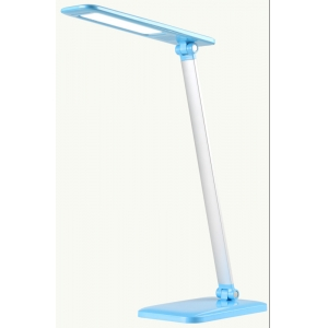 Modern office LED table lamp, Dimmable LED reading lamp, Touch sensor LED study lamp
