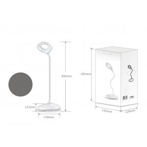 Rechargeable mini LED desk lamp