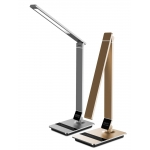Aluminium LED desk lamp, LED Stepless Dimming Table Light, LED Reading Table Lamp