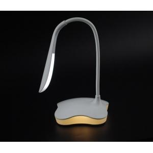 LED table light, Flexible LED lamp, rechargeable LED light, colorful LED night light