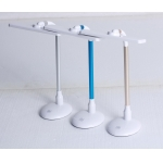 Aluminium pole  flexible LED table lamp