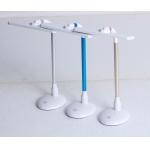 Aluminium pole  flexible LED table lamp