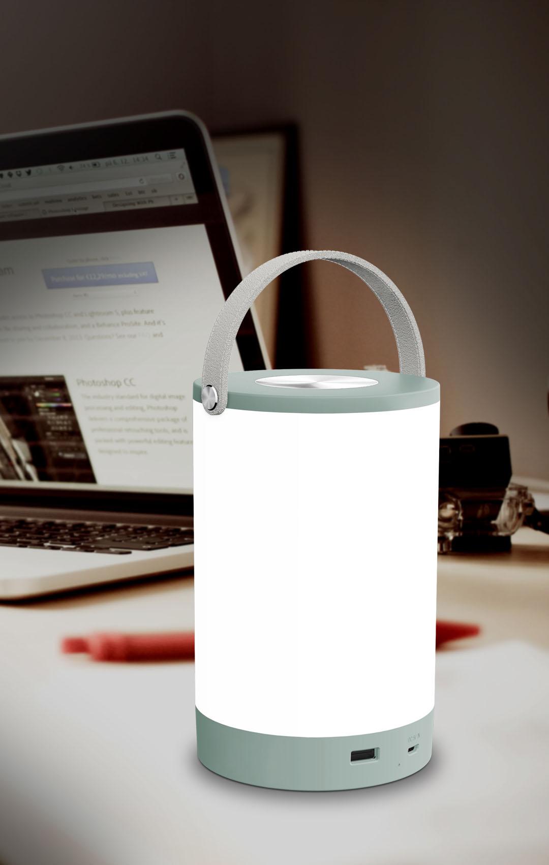 New 6W Portable LED Lamp Rechargeable|LED Emergency Lamp|LED