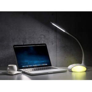 Decorative LED Table Light, Flexible Arm LED Desk Lamp, LED Table Lamp with Colorful Light, Goose neck LED Desk Light