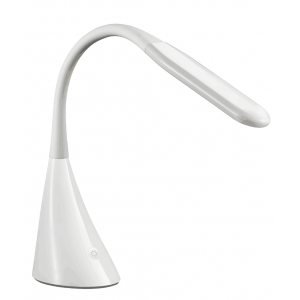 Swan Flexible LED table lamp, touch sensor LED table lamp, modern design LED reading lamp