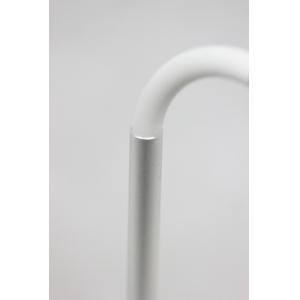 Aluminium  flexible LED table lamp rechargeable