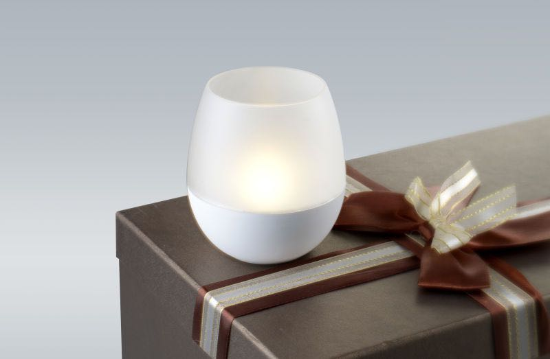 Controlled Led Candle Light Portable Lamp Rechargeable Table Cordless Battery Operated